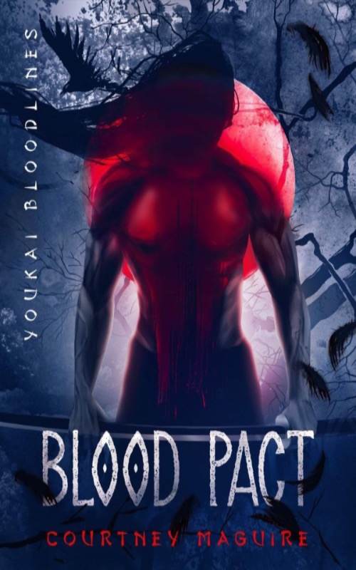 Blood Pact_Courtney Maguire Cover